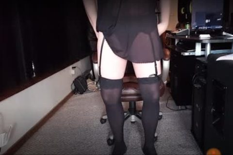 Sissy CD web camera Show (12-12-17) PT1