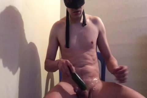 twink Having A Great Prostate monstrous O With fake penis