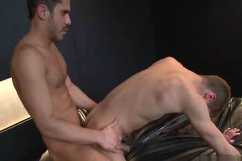 big ramrod gay anal invasion And cumshot