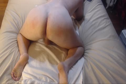 thrashing Bubble anal With ass intercourse Jacking Off sperm On Chest