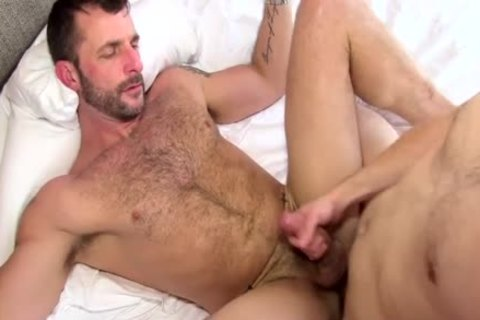 Devin Moss And Morgan Darksome Sodomize Each Other