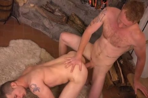 humongous 10-Pounder homosexual Dp And cumshot