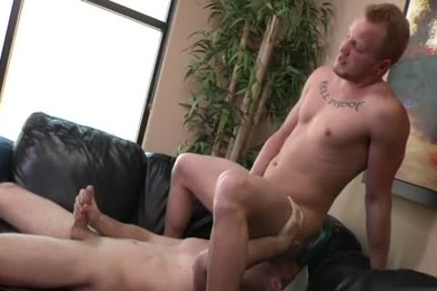 Muscle homosexual Foot Fetish And cumshot