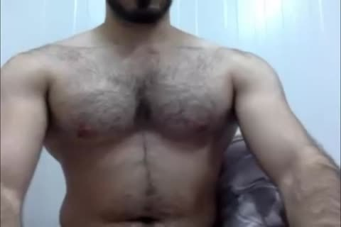 Iraqi sexy Muscle superlatively admirable Face Cumshoot Ever