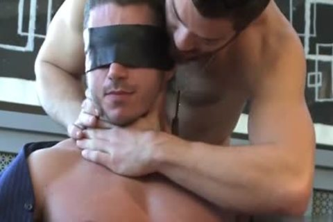 Muscle homo oral sex With cumshot
