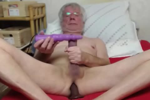 daddy man jack off On cam