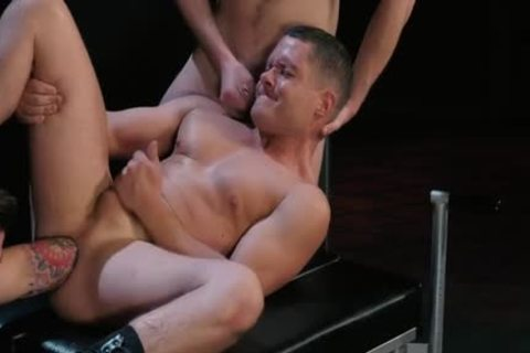 Tattoo homosexual Fetish With cumshot