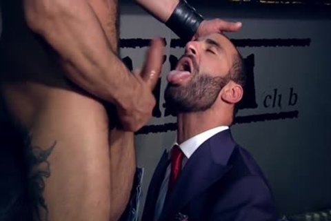 Muscle homo Fetish With cumshot