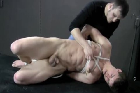 Hogtied And Tormented