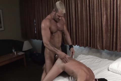 Biker Daddy Breeds And Seeds lascivious Slutboy