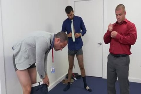 Muscle gay oral-sex stimulation And Facial