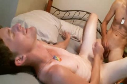 Xavier long And Andrew Deann On Flirt4Free - Hard plowing paramours unprotected