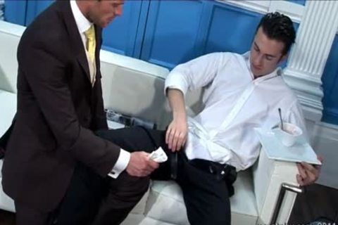 Butler drilling His Boss