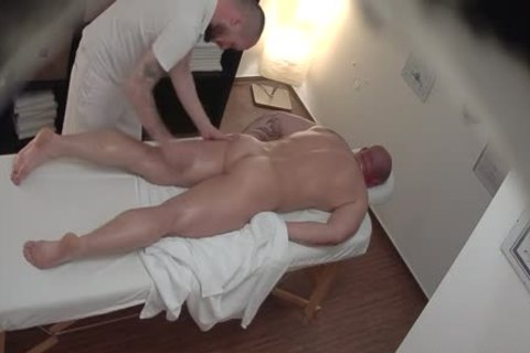 Czech homo Massage