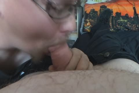 Keith sucking Rob's dong Dry