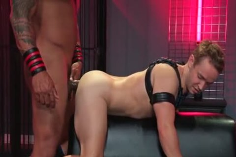 Jason Vario fucks Dog Gabriel Cross