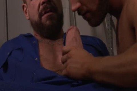 Dan decklin loves to feel intense pleasure