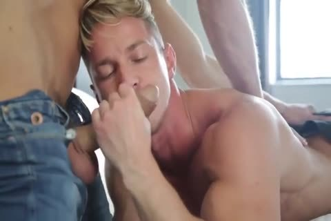 filthy Muscle males Nailing