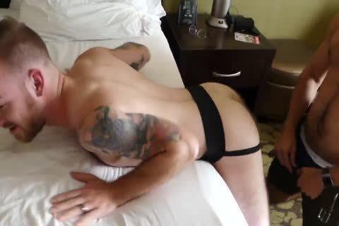Hot face and anal fucking