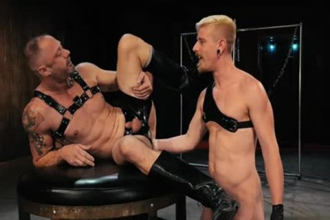 dirty homosexual Fetish And Facial