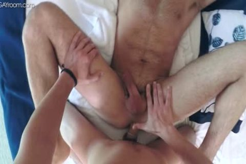 Austin Carter And Aiden Ward In POV