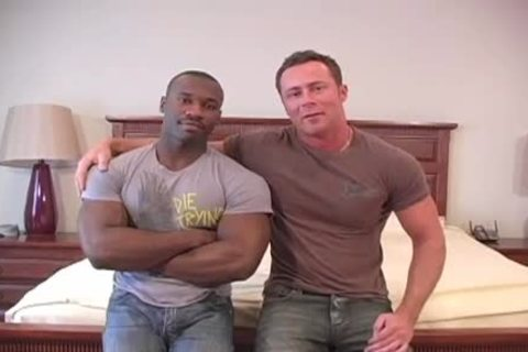 Marc Williams And Marco Paris Love To plow