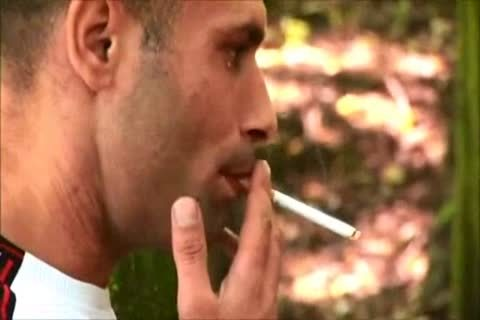 Free gay smoking porn