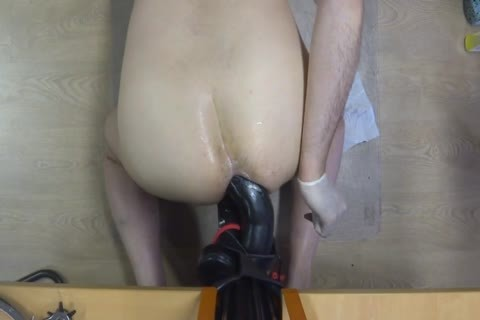 lengthy Time Self Fuking With A large fake penis
