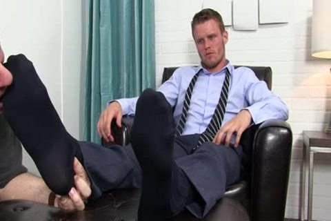 Muscle homosexual Foot With sex cream flow