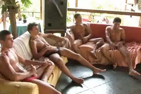 Brasilian Bunch Sex