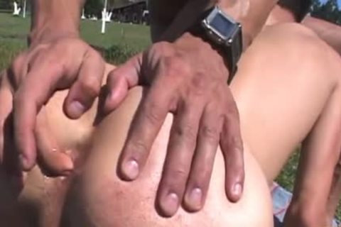 Muscle dudes nail twink Holes - Scene 4