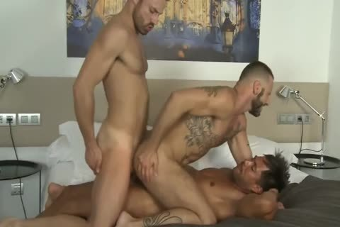 The superlatively good Of gay double penetration - anal DP Part 11