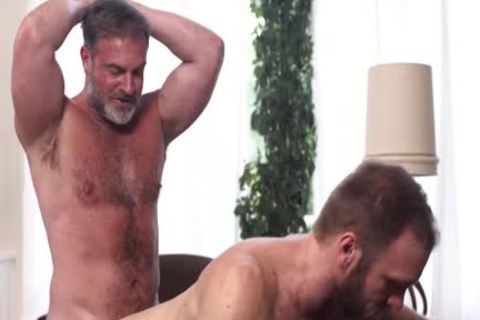 MormonBoyz - Bearded Daddy acquires A admirable pounding