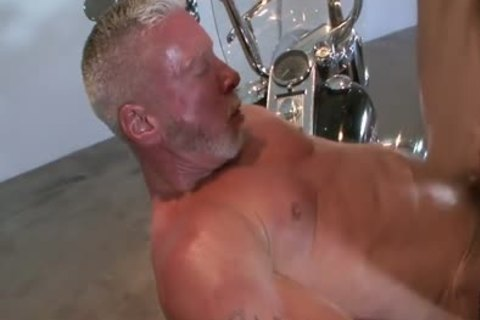 Sean dean giving unfathomable throats and getting plowed bare