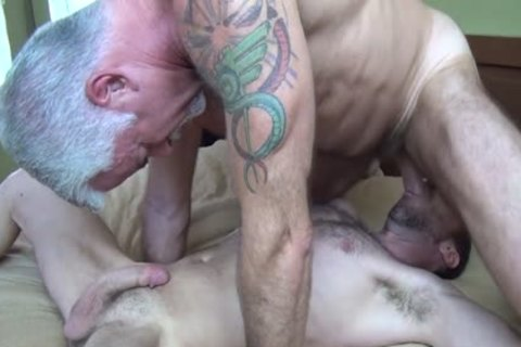 Silver Daddy Breed Me deep
