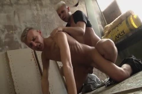 new blond Fuckmeat Pumped Full Of spooge