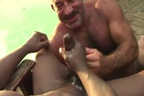 JC Carter pounding A Daddy