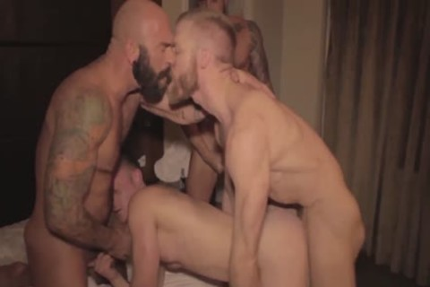 Ass gay hole stretched
