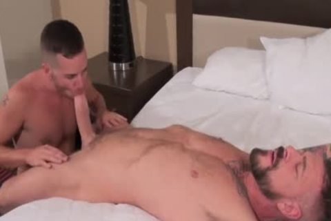 Rocco Steele boning His Boyfriend ass aperture