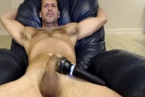Novice hunk cock juice moist