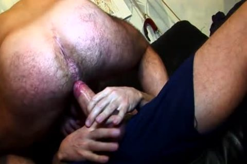 Sexy interracial halloween pound for hung masked males