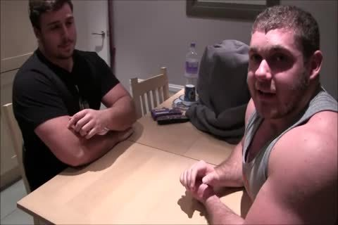 thick Connor Arm Wrestling And compassion With biggest Dan And Punishing Shane