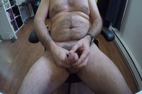 large Uncut Foreskin Cockring cumshot