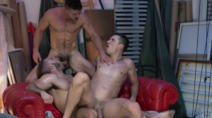 Paranormal - Diego Reyes and Paddy O'Brian butthole pound