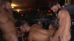 Love Gun - Tommy Defendi with Colby Jansen ass Love