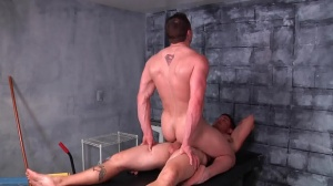 in nature's garb neighbour - Sebastian young with Jake Wilder butthole Hump