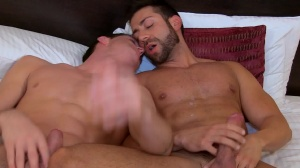 Tender - Jace Tyler with Valentino Medici ass Love