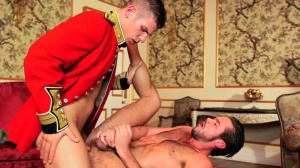 A Royal Fuckfest - Paul Walker and Mike De Marko ass pound