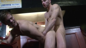 Cruising movie 4 - Gabriel Clark, Leo Domenico anal screw