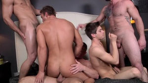 Tops merely Required - Johnny Rapid & Rocco Reed 18 Nail